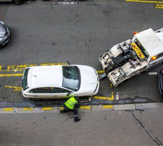 dépannage de voiture